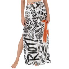 Paramore Is An American Rock Band Maxi Chiffon Tie Up Sarong by Samandel