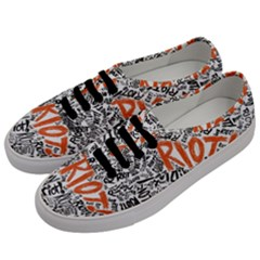 Paramore Is An American Rock Band Men s Classic Low Top Sneakers by Samandel