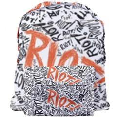 Paramore Is An American Rock Band Giant Full Print Backpack by Samandel
