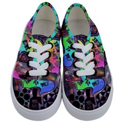 Panic! At The Disco Galaxy Nebula Kids  Classic Low Top Sneakers