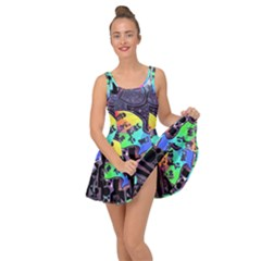 Panic! At The Disco Galaxy Nebula Inside Out Dress