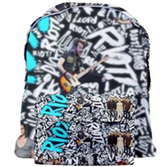 Panic! At The Disco College Giant Full Print Backpack by Samandel