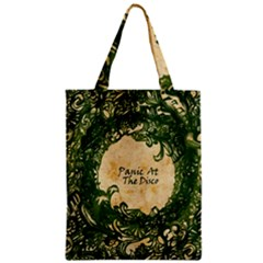 Panic At The Disco Zipper Classic Tote Bag by Samandel