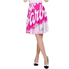 Barbie Pattern A Line Skirt