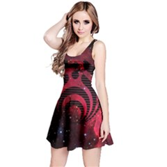 Nectar Galaxy Nebula Reversible Sleeveless Dress