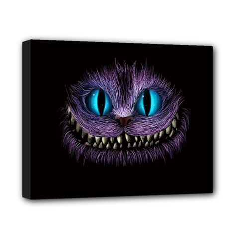 Cheshire Cat Animation Canvas 10  X 8