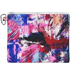 Combat Trans 7 Canvas Cosmetic Bag (xxxl) by bestdesignintheworld
