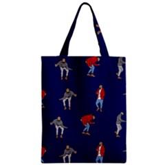 Drake Ugly Holiday Christmas Zipper Classic Tote Bag by Samandel