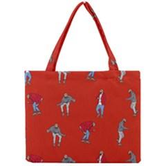 Drake Ugly Holiday Christmas Mini Tote Bag