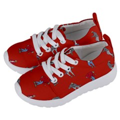 Drake Ugly Holiday Christmas Kids  Lightweight Sports Shoes by Samandel