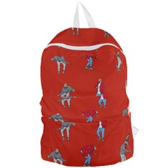 Drake Ugly Holiday Christmas Foldable Lightweight Backpack