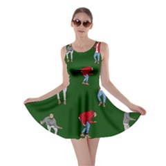 Drake Ugly Holiday Christmas Skater Dress