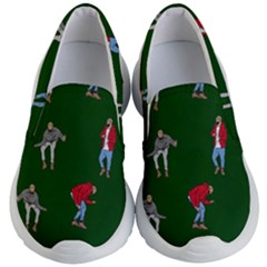 Drake Ugly Holiday Christmas Kid s Lightweight Slip Ons