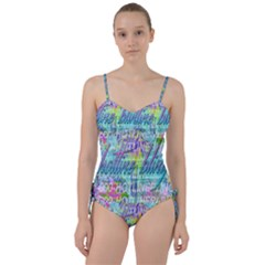 Drake 1 800 Hotline Bling Sweetheart Tankini Set by Samandel