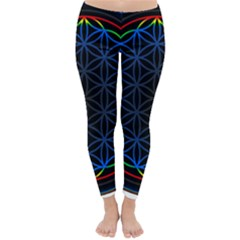 Flower Of Life Classic Winter Leggings