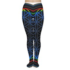 Flower Of Life Women s Tights