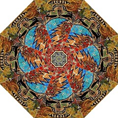 Grateful Dead Rock Band Folding Umbrellas
