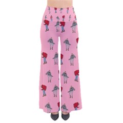 Hotline Bling Pattern So Vintage Palazzo Pants