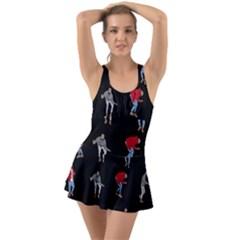 Hotline Bling Black Background Swimsuit