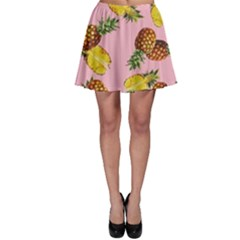 Pineapple Skater Skirt
