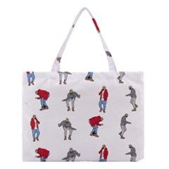 Hotline Bling White Background Medium Tote Bag