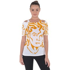 The King Of Pop Short Sleeve Top