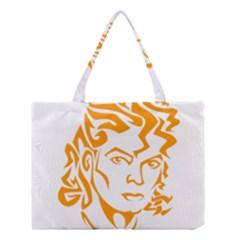 The King Of Pop Medium Tote Bag