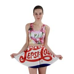 Pepsi Cola Cap Mini Skirt