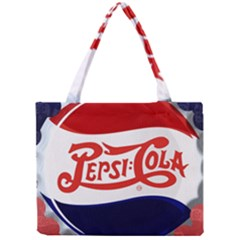 Pepsi Cola Cap Mini Tote Bag by Samandel