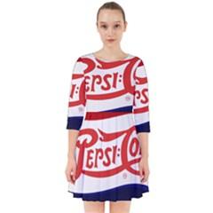 Pepsi Cola Cap Smock Dress