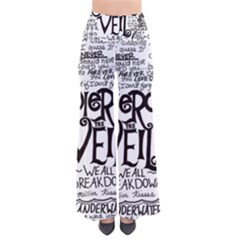Pierce The Veil Music Band Group Fabric Art Cloth Poster So Vintage Palazzo Pants by Samandel