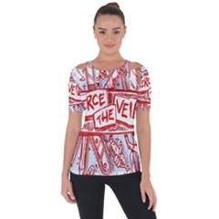 Pierce The Veil  Misadventures Album Cover Short Sleeve Top