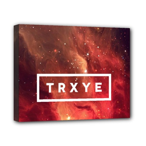 Trxye Galaxy Nebula Canvas 10  X 8