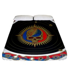 The Grateful Dead Fitted Sheet (california King Size)