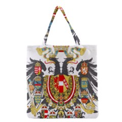 Imperial Coat Of Arms Of Austria Hungary  Grocery Tote Bag