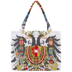 Imperial Coat Of Arms Of Austria Hungary  Mini Tote Bag