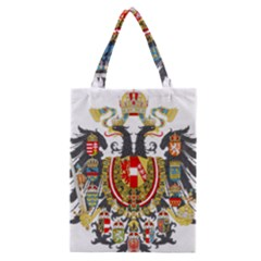 Imperial Coat Of Arms Of Austria Hungary  Classic Tote Bag