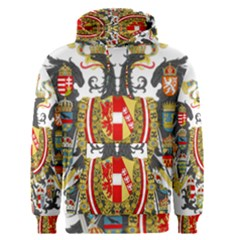 Imperial Coat Of Arms Of Austria Hungary  Men s Pullover Hoodie