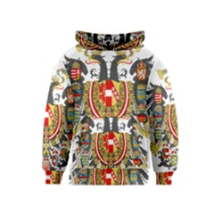 Imperial Coat Of Arms Of Austria Hungary  Kids  Pullover Hoodie