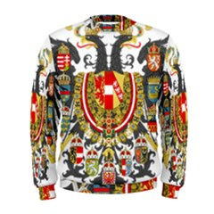 Imperial Coat Of Arms Of Austria Hungary  Men s Sweatshirt