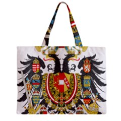 Imperial Coat Of Arms Of Austria Hungary  Zipper Mini Tote Bag