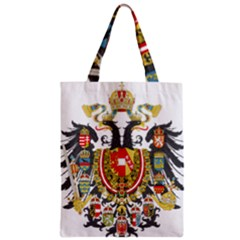 Imperial Coat Of Arms Of Austria Hungary  Zipper Classic Tote Bag