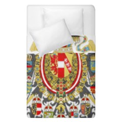 Imperial Coat Of Arms Of Austria Hungary  Duvet Cover Double Side (single Size)