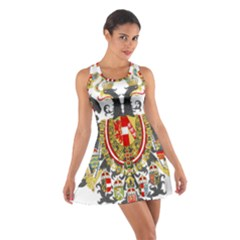 Imperial Coat Of Arms Of Austria Hungary  Cotton Racerback Dress