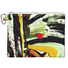 Grave Yard 5 Canvas Cosmetic Bag (xxl)