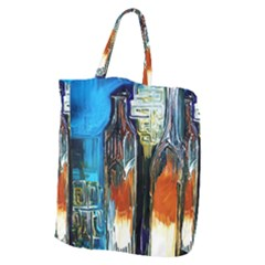 Ceramics Of Ancient Land 6 Giant Grocery Zipper Tote