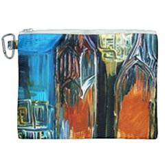 Ceramics Of Ancient Land 6 Canvas Cosmetic Bag (xxl) by bestdesignintheworld
