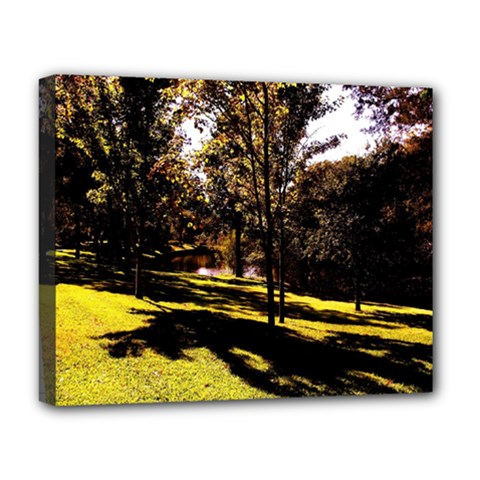 Highland Park 17 Deluxe Canvas 20  X 16