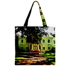 Highland Park 15 Zipper Grocery Tote Bag