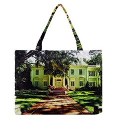 Highland Park 15 Zipper Medium Tote Bag by bestdesignintheworld